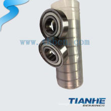 chrome steel oem service Miniature Ball Bearing 698 ZZ jiangsu frees samples