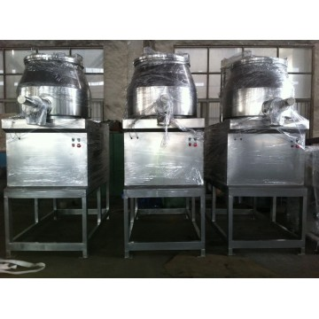 Explosion proof type mixing granulating machine