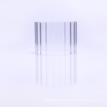 TYGLASS Top quality COE 3.3 straight clear borosilicate glass Profile tubing for sale