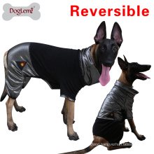 Special High technology Heat Refective Warm Large Dog Jump suit