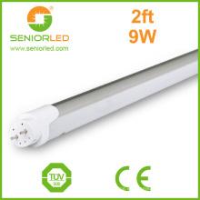 La tira del tubo del LED T8 9W crece el accesorio de las luces