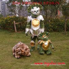 Plüsch Cosplay Dinosaurier Kostüm