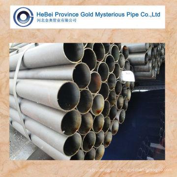 ASTM A519 seamless steel pipe oil dip
