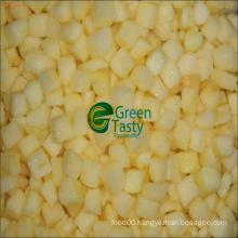 IQF Frozen Potato Dice New Crop with HACCP