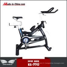 Vélo de Spinning lourd d'intérieur de vente chaude de vente pour la forme physique