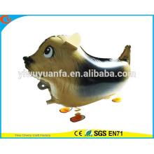Fox caliente del globo de la hoja del juguete del globo del animal doméstico de la venta caliente para el regalo de Christms