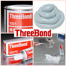 Durable liquid ptfe gasket for sealing surface of industrial equipment. Manufactured by ThreeBond Inc. Made in Japan