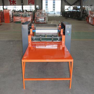 Máquina de impresión de bolsas tejidas de un solo color