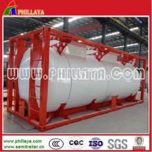 Niedriger Preis 20ft 40ft Öl Lagertank / Tank Container