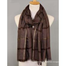 2017 Hot sale fashion print shimmer viscose plain gold plaque scarf long shawls muslim hijab head scarves paillette scarf