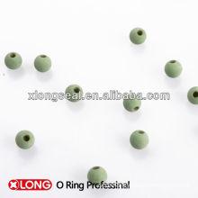sponge rubber balls