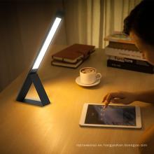 2017 alibaba LED lámpara de escritorio con protección para los ojos ajustable con 3 modos de iluminación