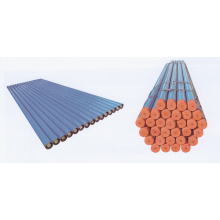 Canaux de forage par câble à travers le centre