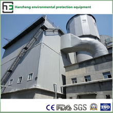 Desulphurization and Denitration Operation-Dust Extract