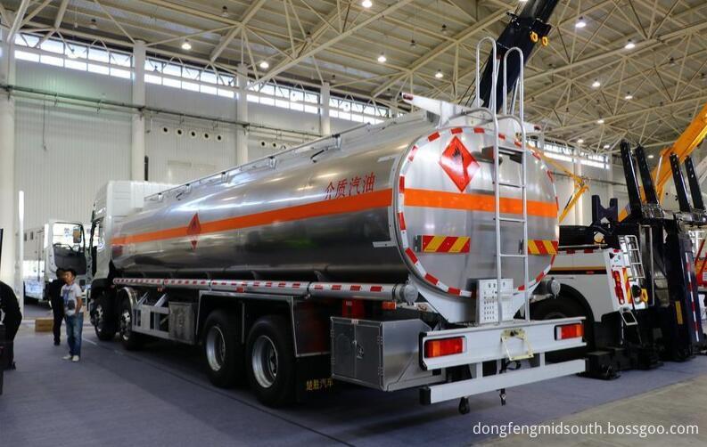 Fuel Tanker Truck 05