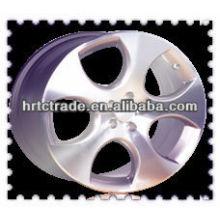17/18 pulgadas hermosa 5 agujero 100-112replica rueda de coche deportivo