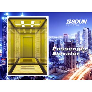 Elevador de passageiros sem máquina