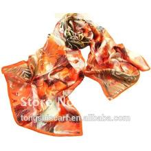 Lenço de seda de impressão digital Tongshi fornecedor alibaba china