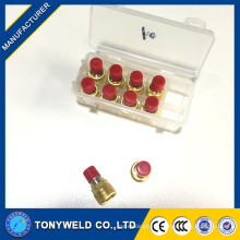45V41Small gas lens for wp9 tig torch