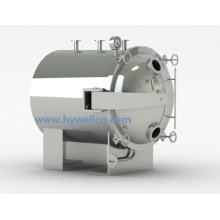 Seegurkentrockner Maschinenstaubsauger