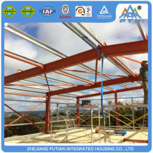 Prefabricated american style certificated modular warehouse building