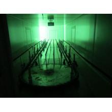 Spot uv coating machine