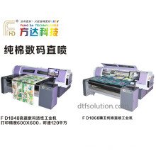 Fd-1688 Pigment Ink Printer with Belt for Cotton Printing
