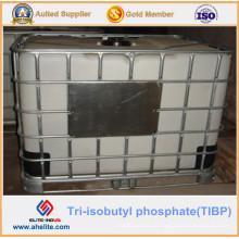 Uso de fosfato de triisobutil para agente concreto de espumação Tibp