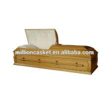 couleur de la coutume juive cercueil chêne en ligne