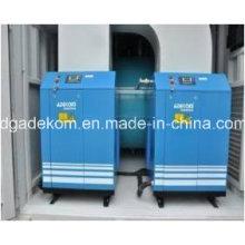 Контейнерная компрессорная система сжатого воздуха с флитерами (KCCASS-22 * 2)