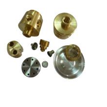 Peças da máquina do CNC / peças de metal da precisão da alta qualidade pelo processo de usinagem do CNC (ATC112)