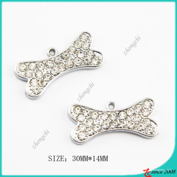 Домашнее животное ювелирные изделия собака кости Шарм для домашних животных воротник (ПСН)