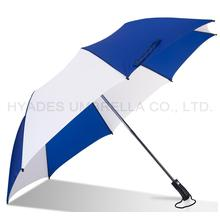 Big Size Windproof Automatic 2 Folding Umbrella