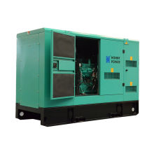 50 Гц 30 кВт немого дизель генератор с большим топливным баком