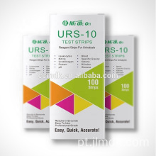 Papel do teste do reagente do Urinalysis URS-10