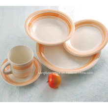Создай свой собственный dinnerware фарфора (набор)
