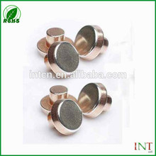 High electric performance C1100 copper rivets