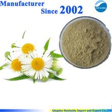 Poudre d'extrait de fleur de camomille biologique 100% naturelle
