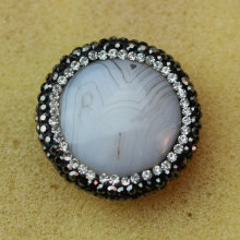 Moda Natiral Piedra Piedra Preciosa Gem Bead Joyas DIY