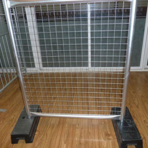 Removable Top Residential Safety Easy Install Temporary Fence
