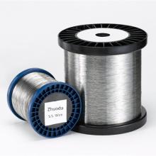 China fabricante de fio de aço inoxidável profissional (304 316 316L)