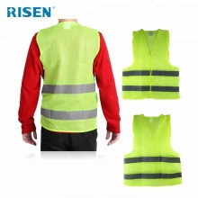 Рабочая одежда обеспечивает сигнальный жилет повышенной видимости