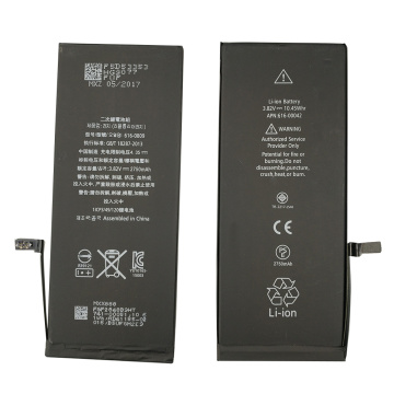 Brandneu iPhone6S Plus Batteriewechsel mit TI IC