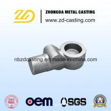 Piezas de automóvil forjadas aluminio forjadas de encargo de la forja