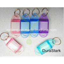 Signature et balises clés en plastique (DR-Z0212) D