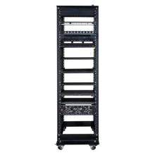 Customizable metal server rack