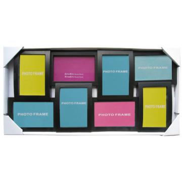 8-Eröffnung Collage Rahmen, 4-4 von 6,4-6 mal 4 Öffnungen