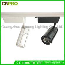 COB LED Track Light 30W para uso comercial