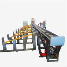 Ligne de production de cisaillement de barres d'armature hydrauliques à haute performance
