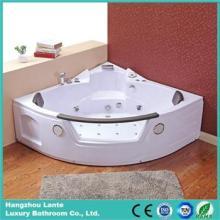 Простая установка Прозрачная ванна с 2 подушками (контроль панели компьютера TLP-632)